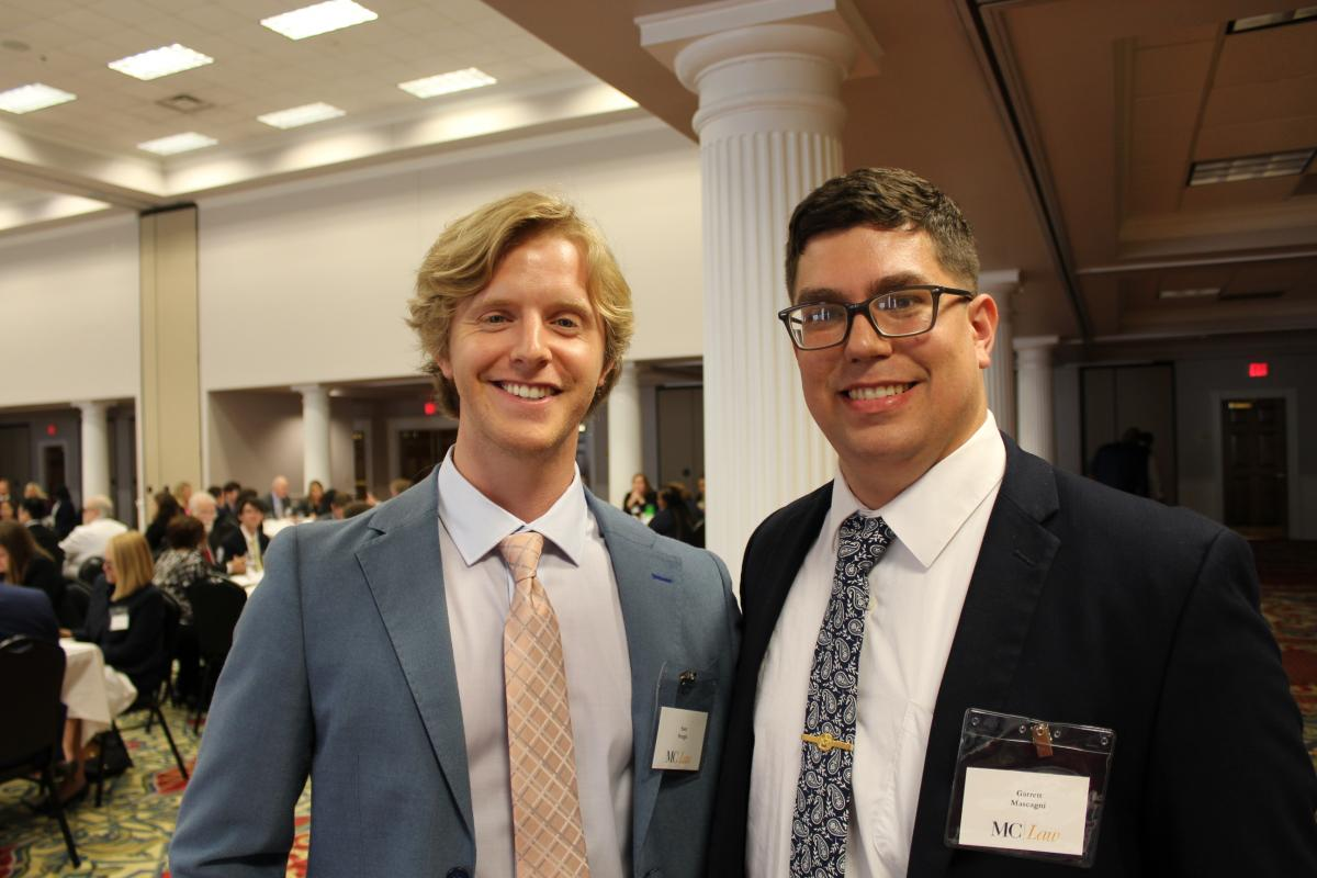 Law School Orientation at Mississippi College Prepares New