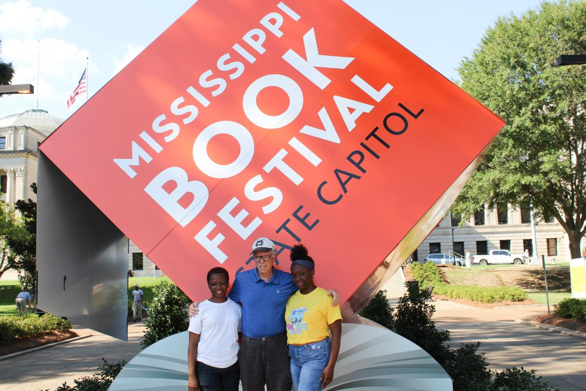 MC Leaders Support Mississippi Book Festival in Jackson