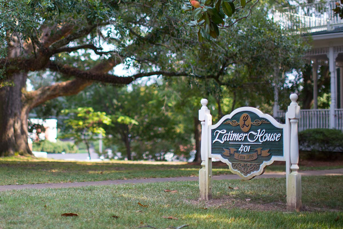 The Latimer House | Event Services | Mississippi College