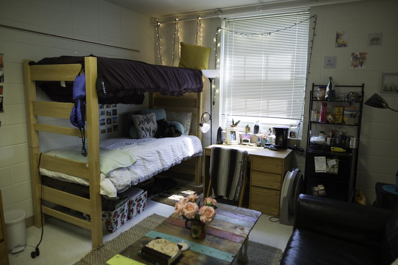 Latimer-Webb Hall | Residence Life | Mississippi College